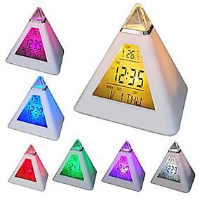 povoljno LED noćna rasvjeta-1pc Zaslon Zaslon / LED noćno svjetlo Baterija Vodootporno