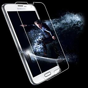 Недорогие Чехлы и кейсы для Galaxy S-Защитная плёнка для экрана для Samsung Galaxy S5 Mini Закаленное стекло Защитная пленка для экрана Против отпечатков пальцев