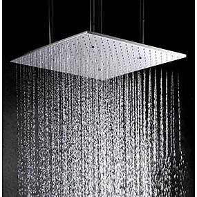 رخيصةأون حنفيات-دش المطر معاصر زخة المطر الفولاذ المقاوم للصدأ