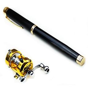 olcso Horgászbotok-Štapovi u obliku olovke Horgászbot 97 cm Ultra könnyű (UL) Tengeri halászat Műlegyező horgászat Csalidobó / Folyóvíz horgászat / Csali horgászat