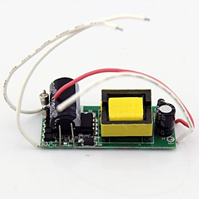 olcso Beépített LED meghajtó-1pc 12-18x1w belső vezetett bemeneti bemenet ac85 ~ 277v a spotlámpa fényforrásához