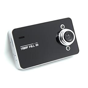 Недорогие Автоэлектроника-480p 720 x 480 Full HD 1920 x 1080 Автомобильный видеорегистратор 2,4 дюйма Экран Автомобильный видеорегистратор