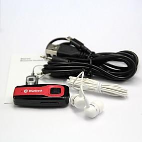olcso Bluetooth kütyük-clip Bluetooth audio vevő bluetooth v4.0 A2DP sztereó audio zenét vevő w / 3,5 mm-es / mini USB