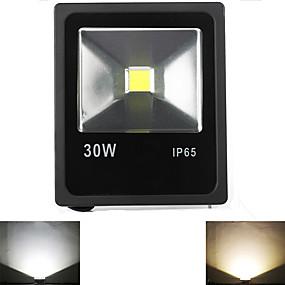 povoljno LED reflektori-1pc 30 W 2100-2700 lm 1 LED zrnca Visokonaponski LED Toplo bijelo / Hladno bijelo 85-265 V