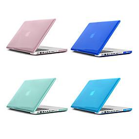 """povoljno MacBook Pro 15"""" maske-MacBook Slučaj Jednobojni / Prozirno plastika za MacBook Pro 13"""" / MacBook Pro 15"""""""