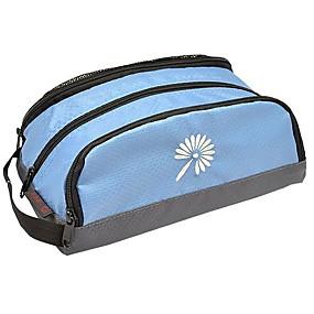 olcso A kényelmes utazáshoz-Hordozható három rácsos mosás csomag