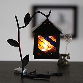 levne Home Fragrances-evropský styl klasické sklo Iron Art držák kreativní svíčka s listy