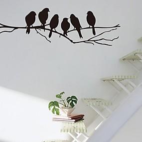 رخيصةأون ملصقات ديكور-ملصقات الحائط ملصقات الحائط الحيوان لواصق حائط مزخرفة, الفينيل تصميم ديكور المنزل جدار مائي جدار