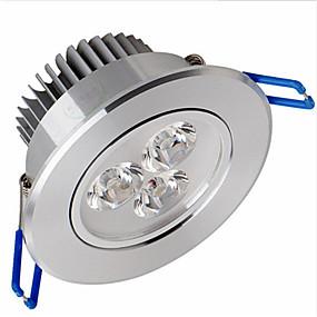 levne MORSEN-zdm 1pc stmívatelná 3x2w vysokonapěťová lampa 500-550 lm led stropní osvětlení zapuštěné retrofit leds teplá bílá studená bílá ac 110v / ac 220v