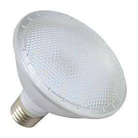 olcso LED PAR lámpák-LED PAR lámpák 1300-1450 lm E26 / E27 PAR38 36 LED gyöngyök SMD 3020 Dekoratív Meleg fehér Természetes fehér 100-240 V