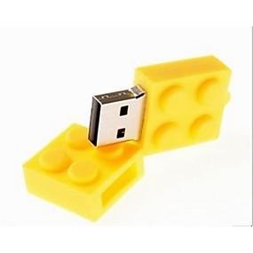 olcso Márkák bemutatóterme-32 GB USB hordozható tároló usb lemez USB 2.0 Műanyag Rajzfilmfigura Kompakt méret