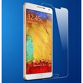 Недорогие Чехлы и кейсы для Galaxy S-Защитная плёнка для экрана для Samsung Galaxy S6 edge PET Защитная пленка для экрана Против отпечатков пальцев