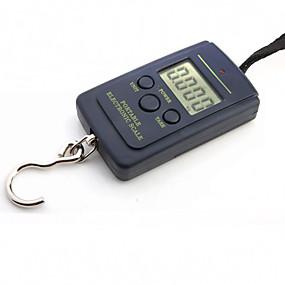 رخيصةأون المعايير والموازين-40kg مقياس رقمي معلق ميزان الجيب مقياس الوزن المحمولة