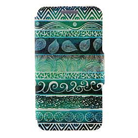 voordelige Galaxy A8 Hoesjes / covers-hoesje Voor Samsung Galaxy A8 / A7 / A5 Kaarthouder / met standaard / Flip Volledig hoesje Woord / tekst PU-nahka