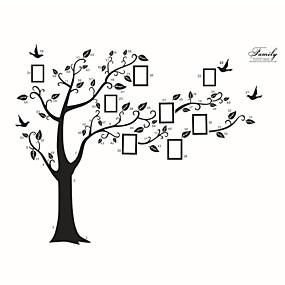 رخيصةأون ملصقات ديكور-النباتية كارتون ملصقات الحائط لواصق حائط الطائرة لواصق الصور, الفينيل تصميم ديكور المنزل جدار مائي جدار