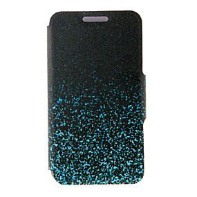 voordelige Galaxy A8 Hoesjes / covers-hoesje Voor Samsung Galaxy A8 / A7 / A5 Kaarthouder / met standaard / Flip Volledig hoesje Kleurgradatie PU-nahka