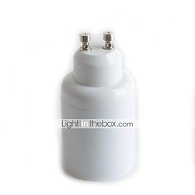 olcso Lámpa aljzatok-1 db gu10 és e27 lámpa izzócsavar adapter átalakító