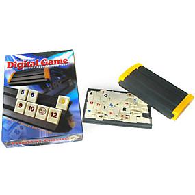 povoljno Igre i igračke-rummikub Izrael mini Mahjong stolni digitalni računalni igara