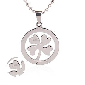 ieftine Accesorii Personalizate-bijuterii personalizate coliere argint din otel inoxidabil