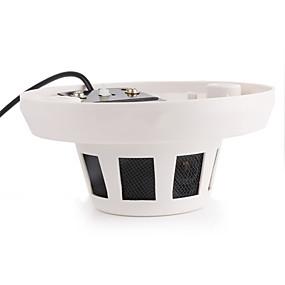 povoljno Zaštita i sigurnost-720p mini wifi dima cctv kamere detektor skriven mreža ip sigurnosna kamera wifi ip kamera onvif audio pickup kamera
