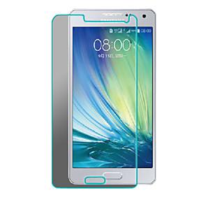 Недорогие Защитные пленки для Samsung-Защитная плёнка для экрана для Samsung Galaxy J5 Закаленное стекло Защитная пленка для экрана Против отпечатков пальцев
