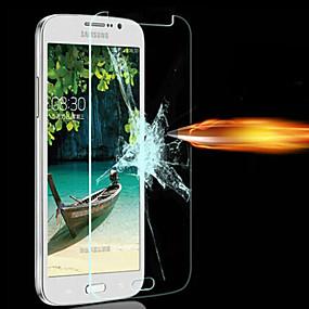 Недорогие Защитные пленки для Samsung-Защитная плёнка для экрана для Samsung Galaxy Grand Prime Закаленное стекло Защитная пленка для экрана Против отпечатков пальцев