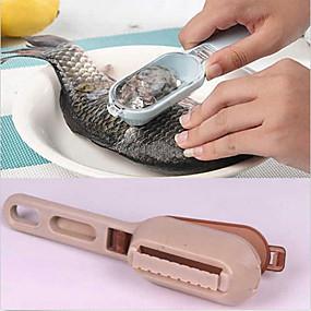 olcso Konyha, ebédlő-hal bőr borító kaparás hal mérleg ecset gyors eltávolítása konyha modulok