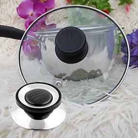 Χαμηλού Κόστους Κουζίνα και τραπεζαρία-καθολική μάσκα για την αντικατάσταση του καπακιού του δίσκου λαβής κυκλικού κουτιού κρατήματος του καλύμματος