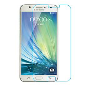 Недорогие Защитные пленки для Samsung-Защитная плёнка для экрана для Samsung Galaxy J5 Закаленное стекло Защитная пленка для экрана HD