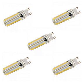 povoljno LED klipaste žarulje-YWXLIGHT® 5pcs 12 W LED klipaste žarulje 1200 lm E14 G9 G4 T 152 LED zrnca SMD 3014 Zatamnjen Toplo bijelo Prirodno bijelo 220-240 V 110-130 V / 5 kom. / RoHs