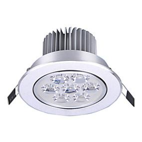 olcso HRY®-1pc 7w 7leds könnyű telepíteni süllyesztett led mennyezeti lámpák led downlights meleg fehér hideg fehér 85-265v home / office