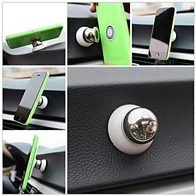 billiga fordonsmonterad-Bilar Universal / iPad mini / Mobiltelefon Montera stativhållare 360-graders rotation / Magnetisk Universal / iPad mini / Mobiltelefon Metall Hållare