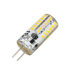 olcso Marsing-brelong 1 db g4 2.5w 48db smd3014 kukorica fény ac12v meleg fehér fény