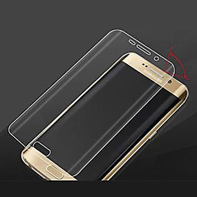 Недорогие Чехлы и кейсы для Galaxy S-HZBYC Защитная плёнка для экрана для Samsung Galaxy S6 edge Закаленное стекло Защитная пленка для экрана HD