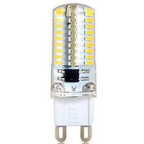 رخيصةأون SENCART-YWXLIGHT® 1PC 6 W أضواء LED Bi Pin 500-550 lm G9 T 72 الخرز LED SMD 3014 ديكور أبيض دافئ أبيض كول 220-240 V / قطعة / بنفايات