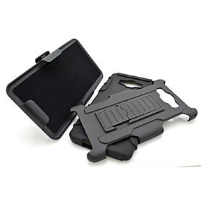 Недорогие Чехлы и кейсы для Galaxy A8-Кейс для Назначение SSamsung Galaxy A8 / A7 / A5 Защита от удара / со стендом Кейс на заднюю панель броня ПК