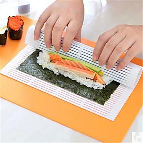 رخيصةأون أدوات & أجهزة المطبخ-الفولاذ المقاوم للصدأ أدوات السوشي المطبخ الإبداعية أداة أدوات أدوات المطبخ رايس