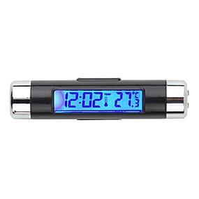 voordelige Auto-elektronica-ZIQIAO LED Head Up Display voor Automatisch Tijd