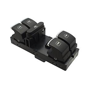 Недорогие Выключатели-iztoss водитель управления сторона электростеклоподъемники мастер атлет зеркало переключатель панель 5nd959857 для VW Jetta гольф Passat