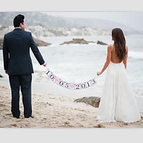 olcso Esküvői dekorációk-Egyedi esküvői dekor Gyöngy-papír Esküvői dekoráció Esküvő / Évforduló / Születésnap Tengerparti téma / Kerti témák / Ázsiai téma Tavasz / Nyár / Ősz