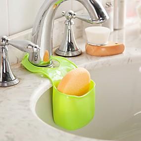 رخيصةأون ترتيب الجدران و المطبخ-1PC الرفوف وشمعدانات مطاط سهلة الاستخدام مطبخ