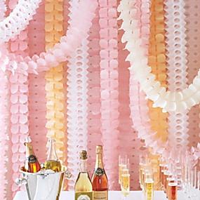 olcso Esküvői dekorációk-Egyedi esküvői dekor Környezetbarát anyag Esküvői dekoráció Karácsony / Évforduló / Születésnap Tengerparti téma / Kerti témák / Tündérmese téma Tavasz / Nyár / Ősz