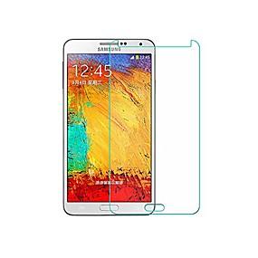 Недорогие Чехлы и кейсы для Galaxy Note-XIMALONG Защитная плёнка для экрана для Samsung Galaxy Note 3 Закаленное стекло Защитная пленка для экрана Против отпечатков пальцев