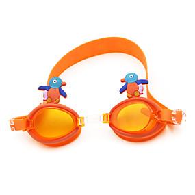 olcso Vízi sportok-Úszás Goggles Vízálló Páramentesítő Silica Gel PC Zöld Rózsaszín Kék Zöld Rózsaszín Kék