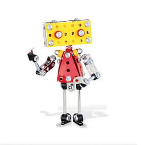 povoljno Igračke i razonoda-135 pcs Roboti 3D puzzle Drvene puzzle Metalne puzzle Metal Dječji Odrasli Igračke za kućne ljubimce Poklon