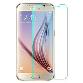 Недорогие Чехлы и кейсы для Galaxy S-Защитная плёнка для экрана для Samsung Galaxy S7 Закаленное стекло Защитная пленка для экрана HD