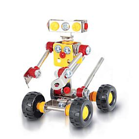 povoljno Igračke i razonoda-89 pcs Roboti 3D puzzle Drvene puzzle Metalne puzzle Metal Dječji Odrasli Igračke za kućne ljubimce Poklon