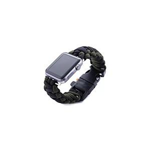 abordables Compra por modelo de teléfono-Ver Banda para Apple Watch Series 5/4/3/2/1 Apple Hebilla Moderna Tejido Correa de Muñeca