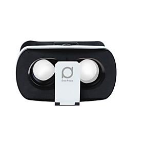 olcso VR Glasses-deepoon mobiltelefon doboz v3 virtuális valóság üveg
