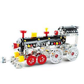 povoljno Igračke i razonoda-353 pcs Train Igračke auti 3D puzzle Drvene puzzle Dječji Odrasli Igračke za kućne ljubimce Poklon